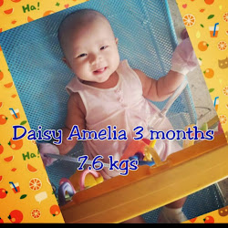 Daisy Amelia Tay 3 months old