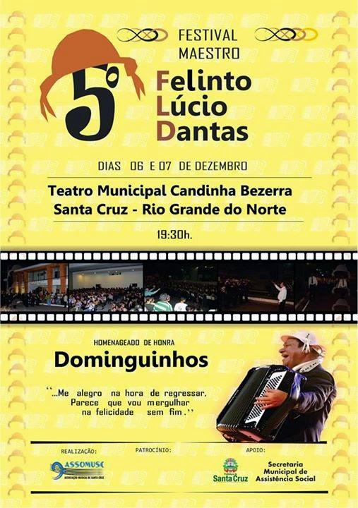 5° Festival Maestro Felino Lúcio Dantas