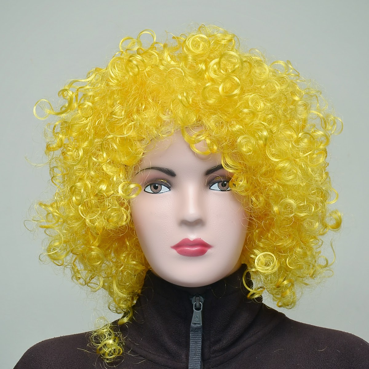 wig kribo badut