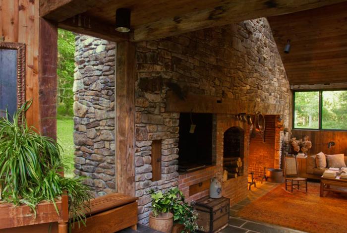 Quinchos Rusticos Decoracion ~ decoracion interior de quinchos rusticos ESTILO RUSTICO Muros de