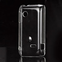 Clear Crystal Case Cover for Sony Xperia tipo ST21i ST21a Tapioca