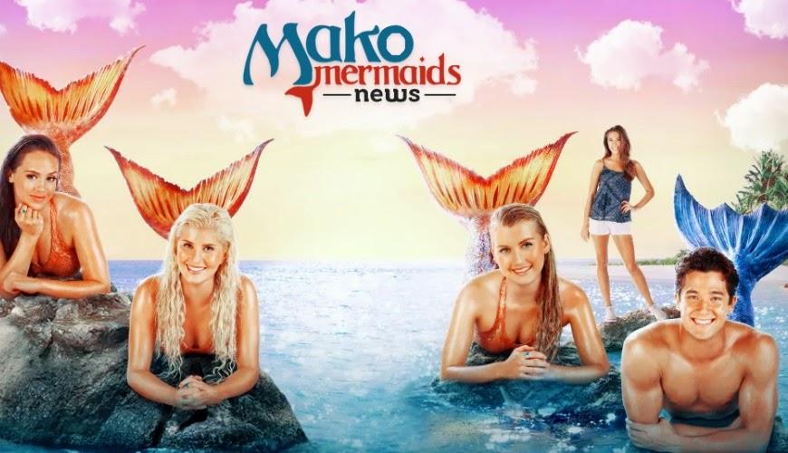 Już 29 Maja druga część Sezonu 2 Syren z Mako na kanale Netflix