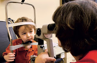 Vancouver childrens' optometrist - pediatric eye exam