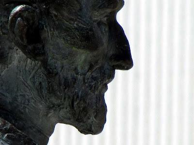 Giuseppe Mazzini by U. Becchin, Livorno