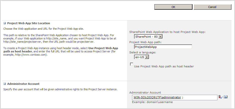 how to create resource calendar in project 2010
