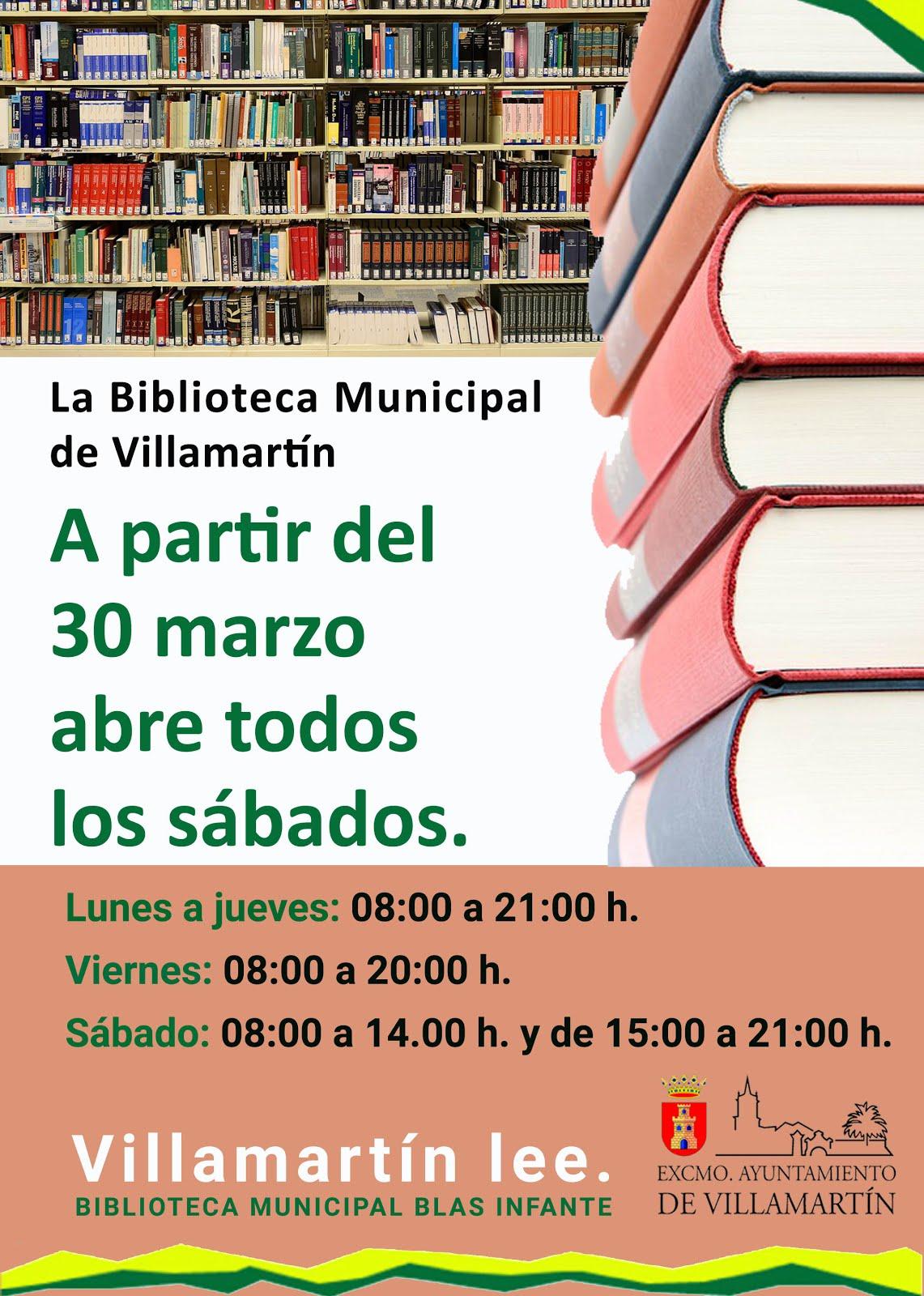 "BIBLIOTECA PÚBLICA MUNICIPAL ""BLAS INFANTE"""