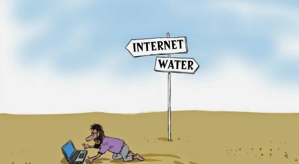 internet water