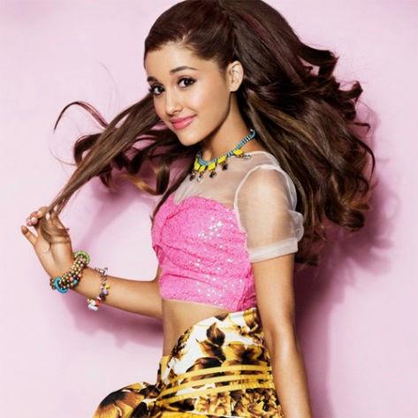 Gambar Profil dan Biodata Ariana Grande