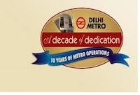 delhi metro rail images