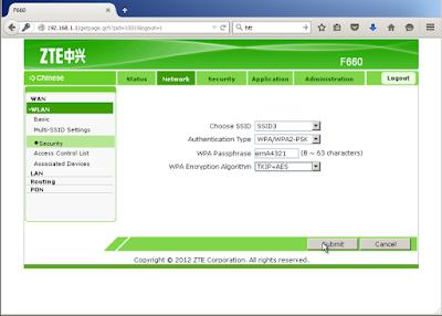 Username dan Password di IndiHome (Bagian 2)