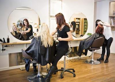 Peluang usaha salon rambut image