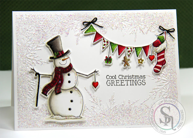Stamp scents cool christmas greetings m4hsunfo