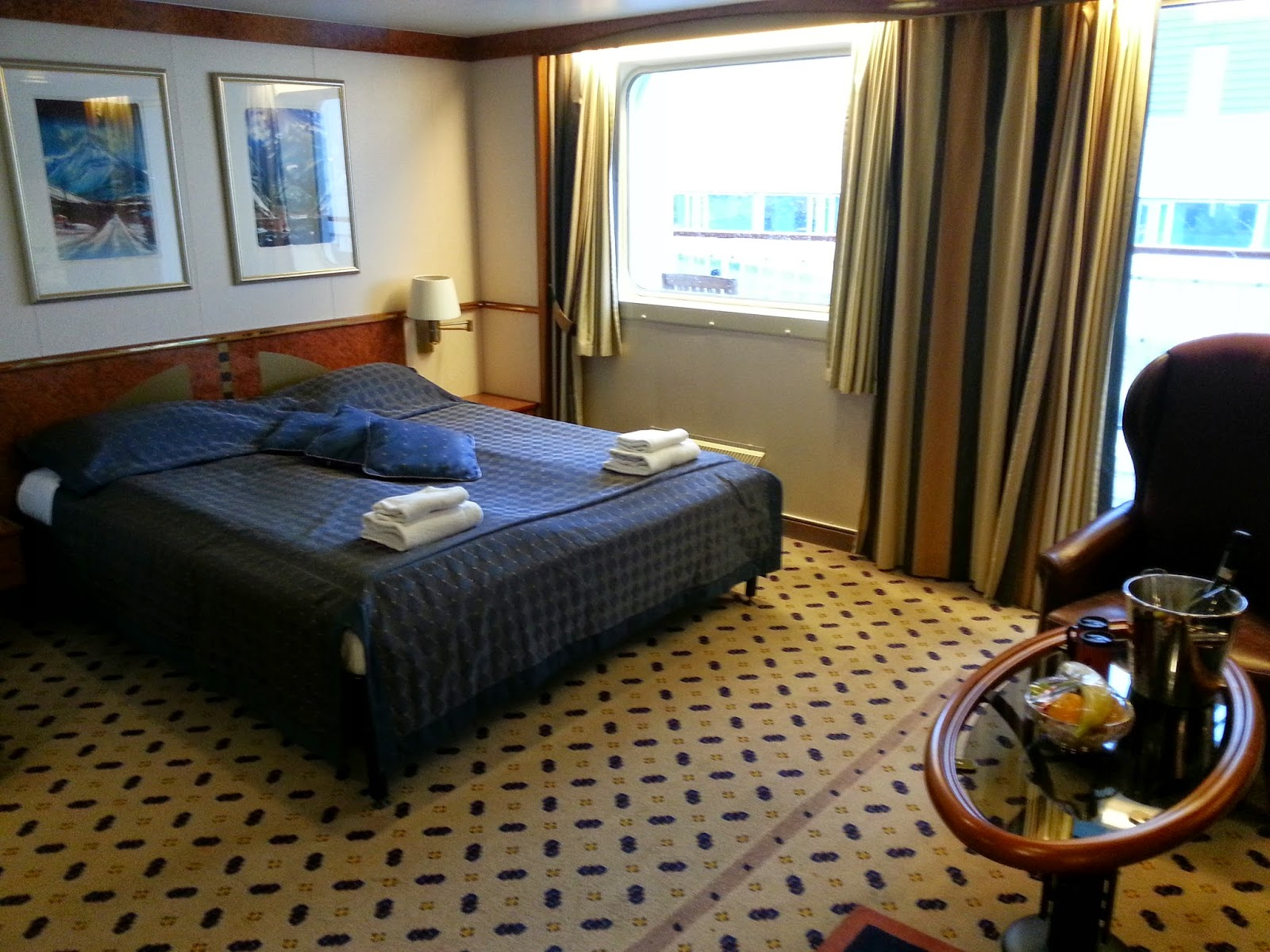 Hurtigruten MS Finnmarken - Suite
