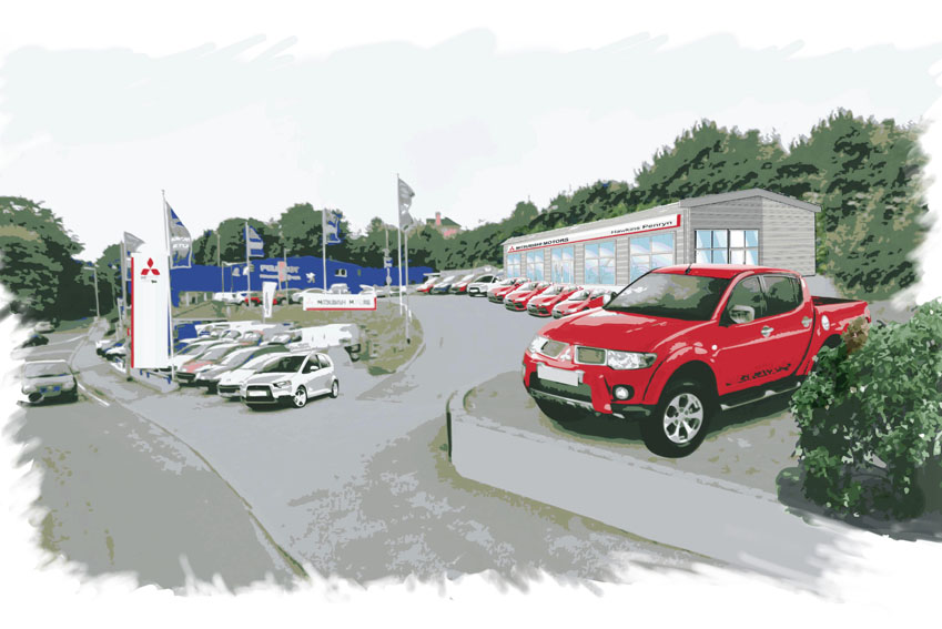 Mitsubishi Motors In The Uk Announces New Dealer In