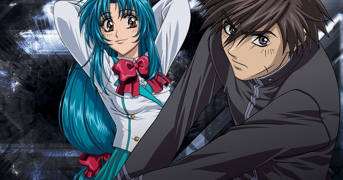 Full Metal Panic 15th Anniversary Announcement Teased