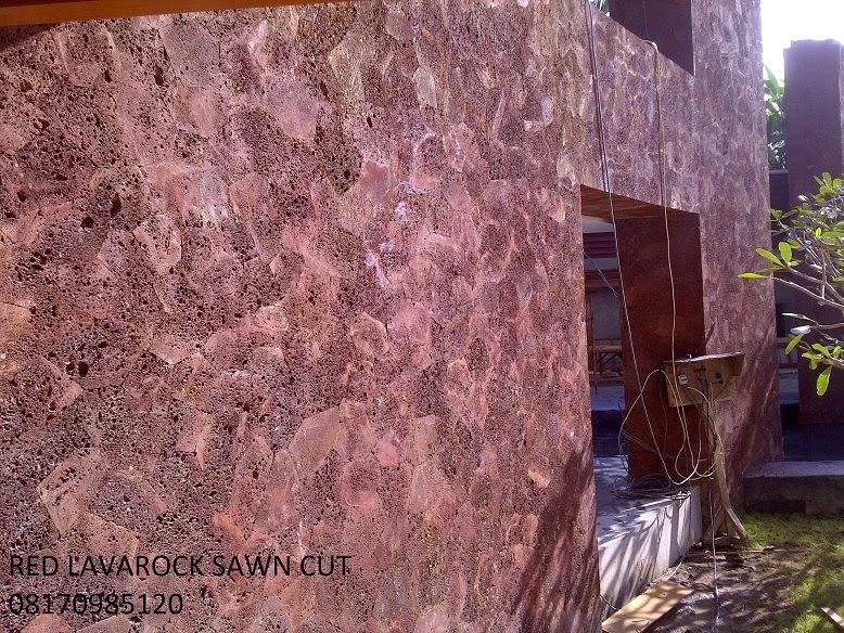 Jenis Batu Alam Lava