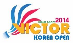 Hasil Skor Pertandingan Victor Korea Open Super Series 2014