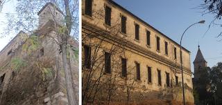 Edificios militares del Cuartel-Convento de La Trinidad