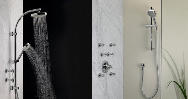 Contigiani spa en casa sistemas de ducha spa fv for Griferia de ducha fv precios