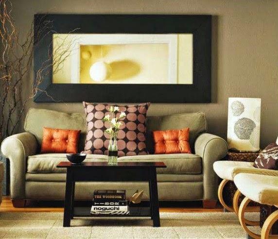 fungsi dan desain ruang keluarga kecil sederhana desain