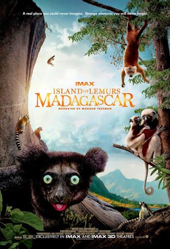 Island of Lemurs: Madagascar (BRRip 1080p Ingles Subtitulada) (2014)