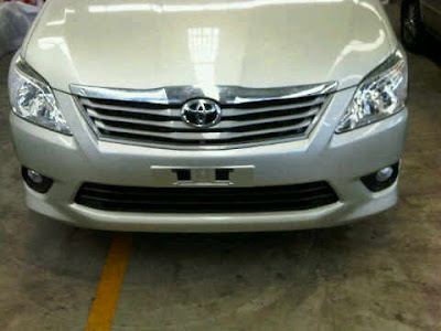 Cicilan Kredit Toyota Grand New Innova