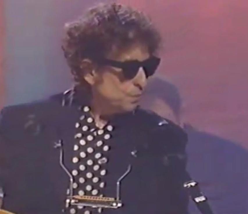Bob Dylan, 'Dignity'.