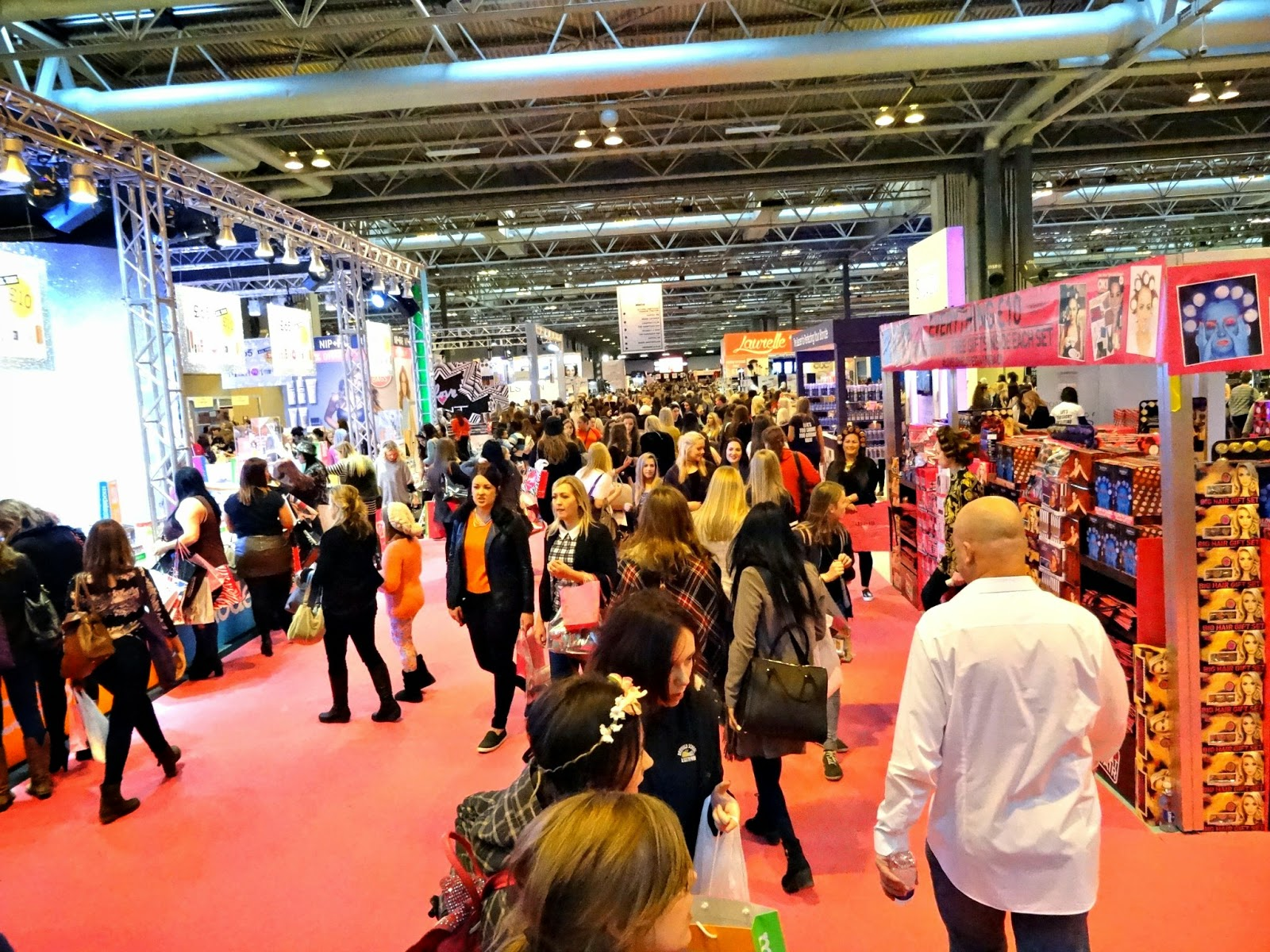 The Clothes Show in Birmingham