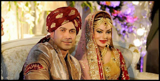 Sadia Imam's wedding snap! Its amazing In Pakistan celebrities