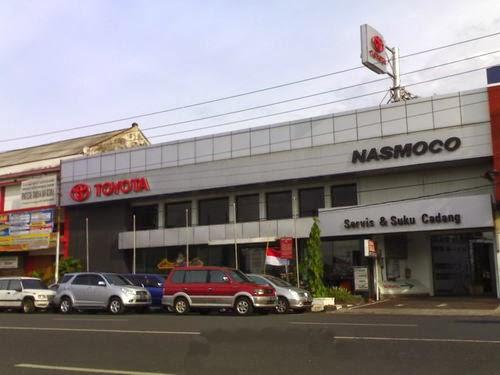 Toyota Nasmoco Pemuda