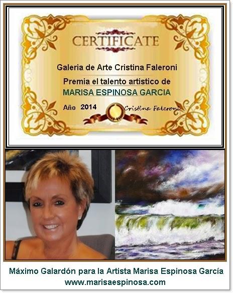 Marisa Espinosa García