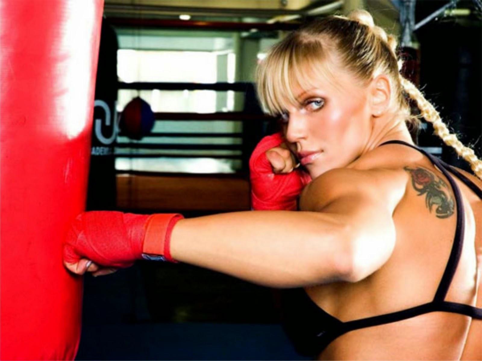 As mulheres mais fortes do mundo