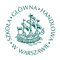 Logo Szkoły Głównej Handlowej w Warszawie