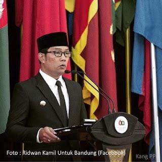 Inilah Inovasi Birokrasi Reformasi Ridwan Kamil Selama 18 Bulan