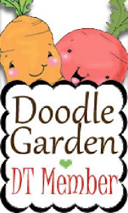 Im so happy to  design for Doodle garden