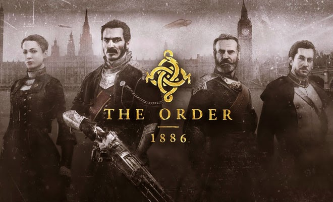 The Order 1886, playstation 4