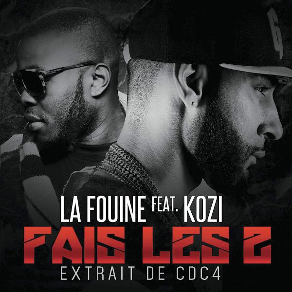 La Fouine - Fais les deux (feat. Kozi) - Single Cover