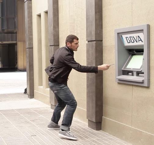 Iker Casillas spot Liga BBVA
