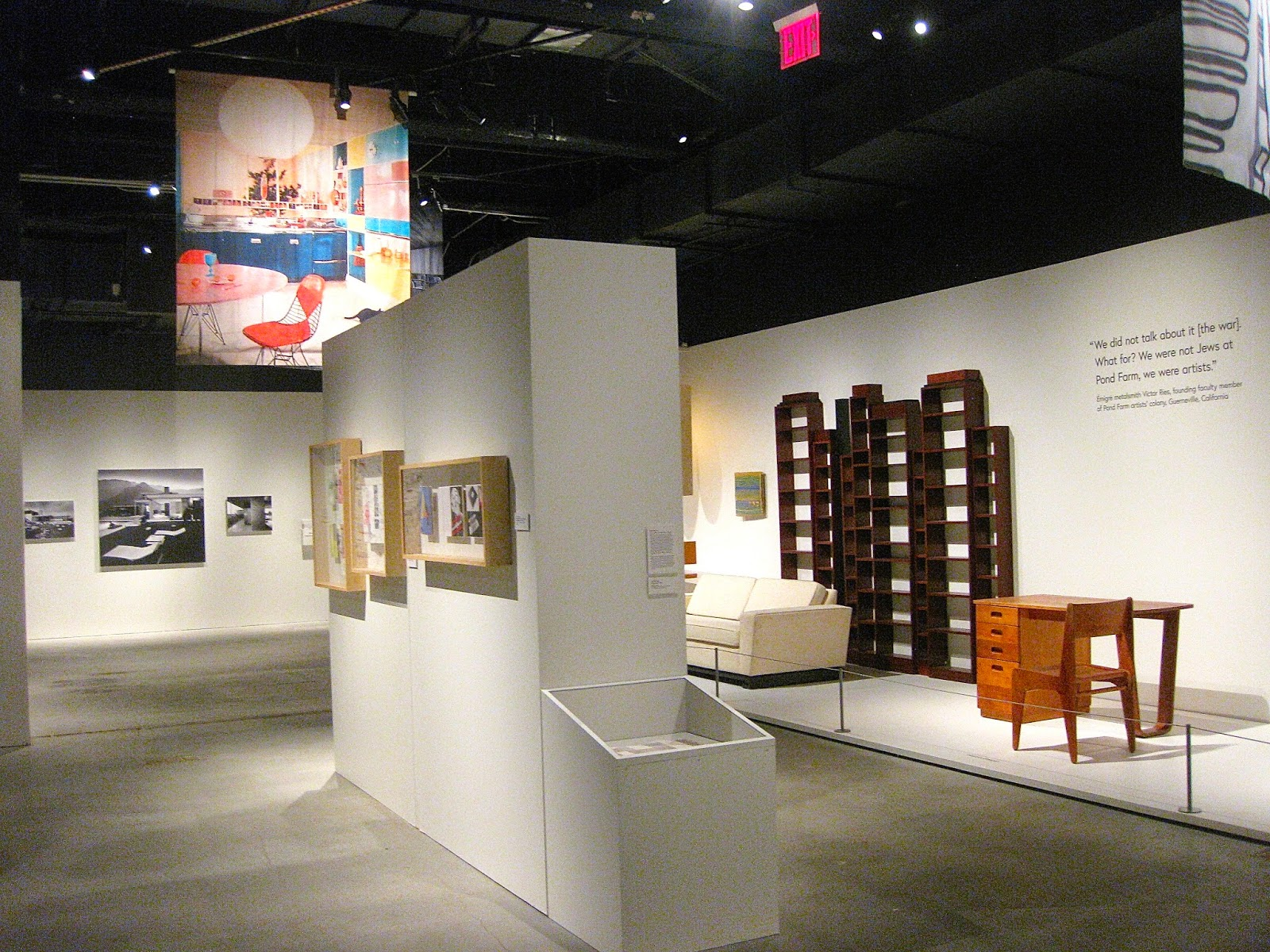 """Judy Polan: EXHIBITION: """"Designing Home: Jews and ... Henry Dreyfuss Train"""