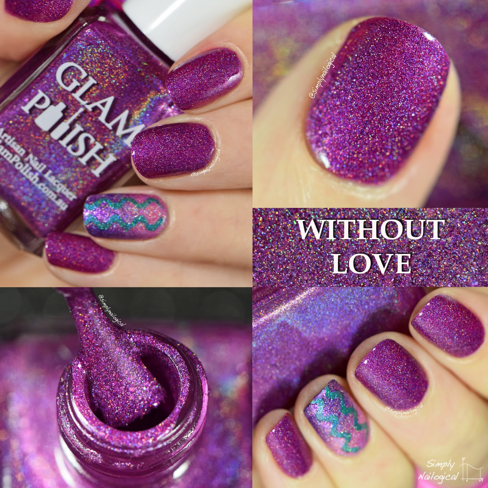 Glam Polish - Without Love