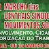 Convocação para Sétima Marcha das Centrais Sindicais do Brasil