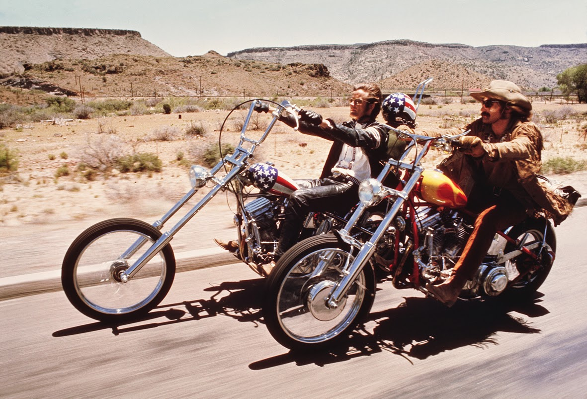 born to be wild, easy rider, Steppenwolf