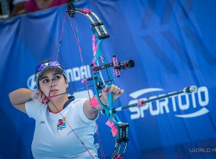 SARA LÓPEZ, PRIMERA EN ESCALAFÓN MUNDIAL