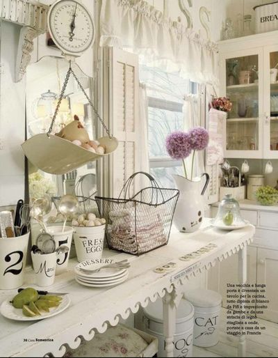 ... Warmth Into A Kitchenu2026they Donu0027t Have To Be Vintageu2026there Are So Many  Wonderful Accessories Out There That Are Brand New But Have That Antique  Flair.