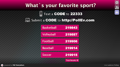 What`s your favorite sport poll.