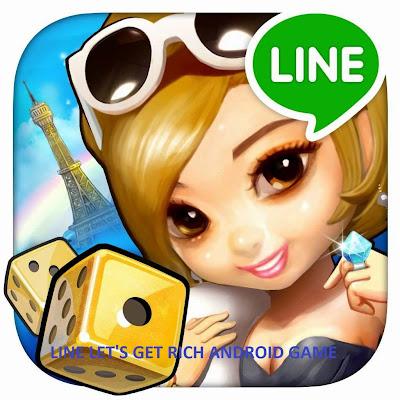 LINE Let's Get Rich