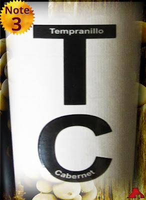 T C Tempranillo Cabernet Sauvignon Valdepenas 2011