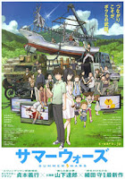 Download Summer Wars (2009) BluRay 720p 700MB Ganool
