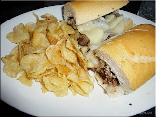 Giorgio's philly cheese steak