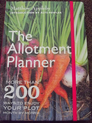 The allotment planner give-away Winner